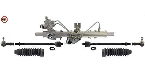 Power Steering with tie rods for VW Golf I, Jetta I, Scirocco
