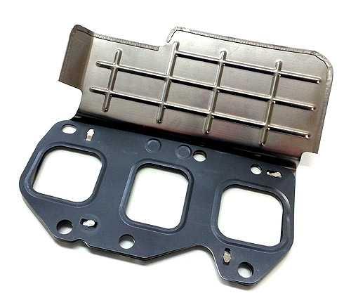 Exhaust Manifold Gasket (Cylinders 1-3) - VW Atlas 3.6 FSI V6 Engine CDVC