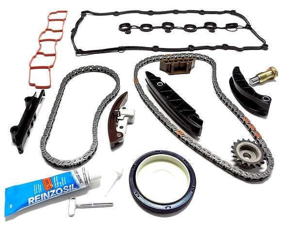 Timing Chain Kit 13 PCS for VW Eos, Passat, Phaeton, Touareg 3.6 FSI, R36