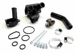 Thermostat Housing Coolant Flange Conversion Kit for VW Bora, Golf IV, Passat 2.3 VR5, V5 Engine AGZ