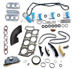 Timing Chain Kit with Engine Gasket Set  - Audi, Porsche, VW 3.2 V6, R32 Engine