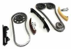 Timing Chain Kit 11 PCS for VW, SEAT VR5, V5, Engine AGZ