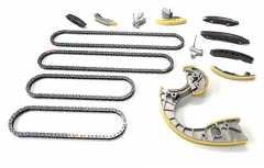 Timing Chain Kit - Audi S4, A6 quattro Sedan, Avant, Convertible 4.2 V8 Engine BBK, BAT