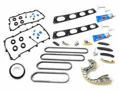 Timing Chain Kit 39 PCS- Audi S4, A6 quattro Sedan, Avant, Convertible 4.2 V8 Engine BBK, BAT