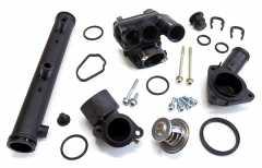 Housing - Coolant Pipe Set 23 PCS - VW / SEAT V5, VR5 Engine AGZ